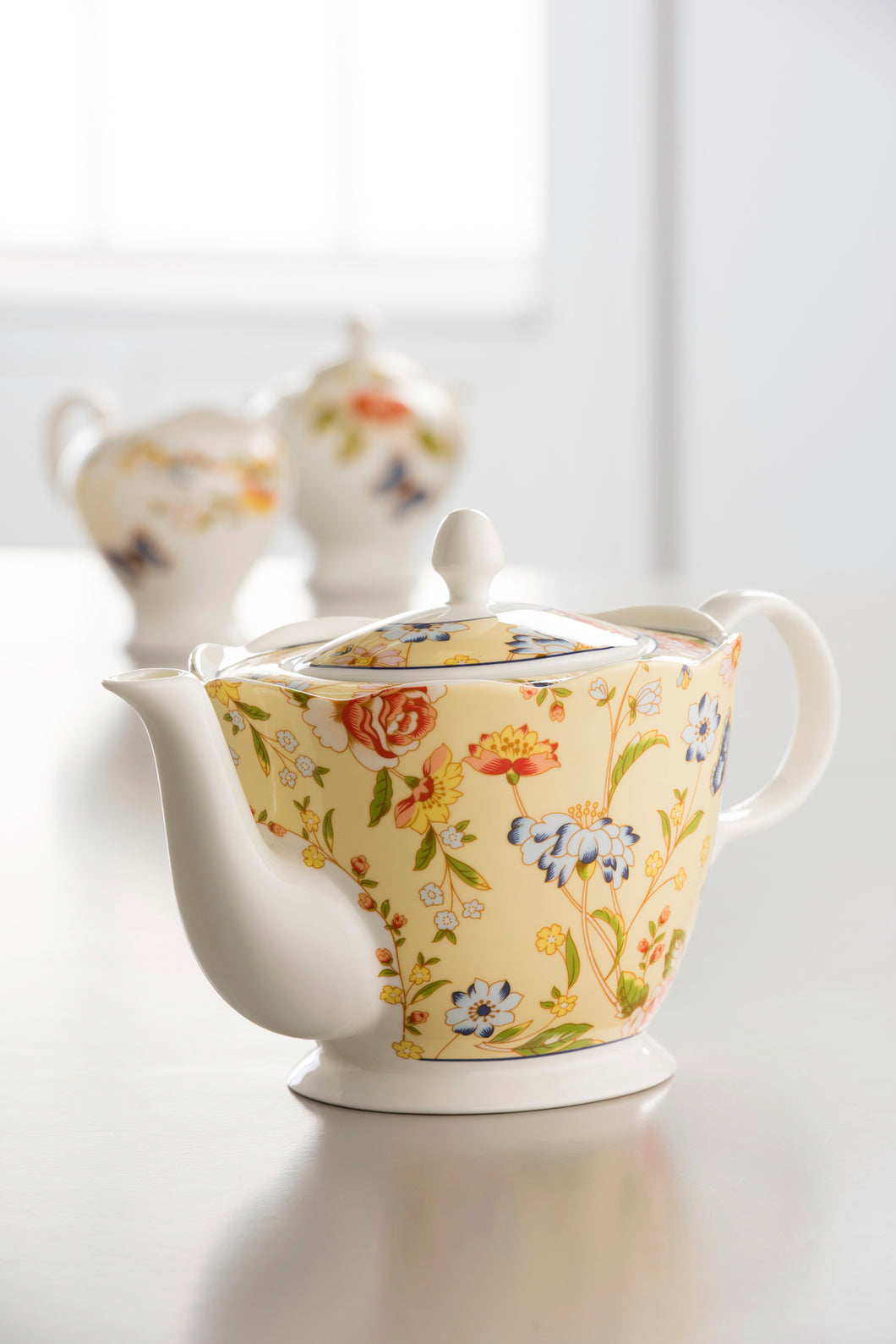 Anysley - Cottage Garden Collection Cream & Sugar Set