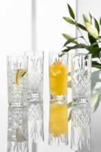 Load image into Gallery viewer, Galway Crystal - Set of 4 Renmore Hiball Glasses
