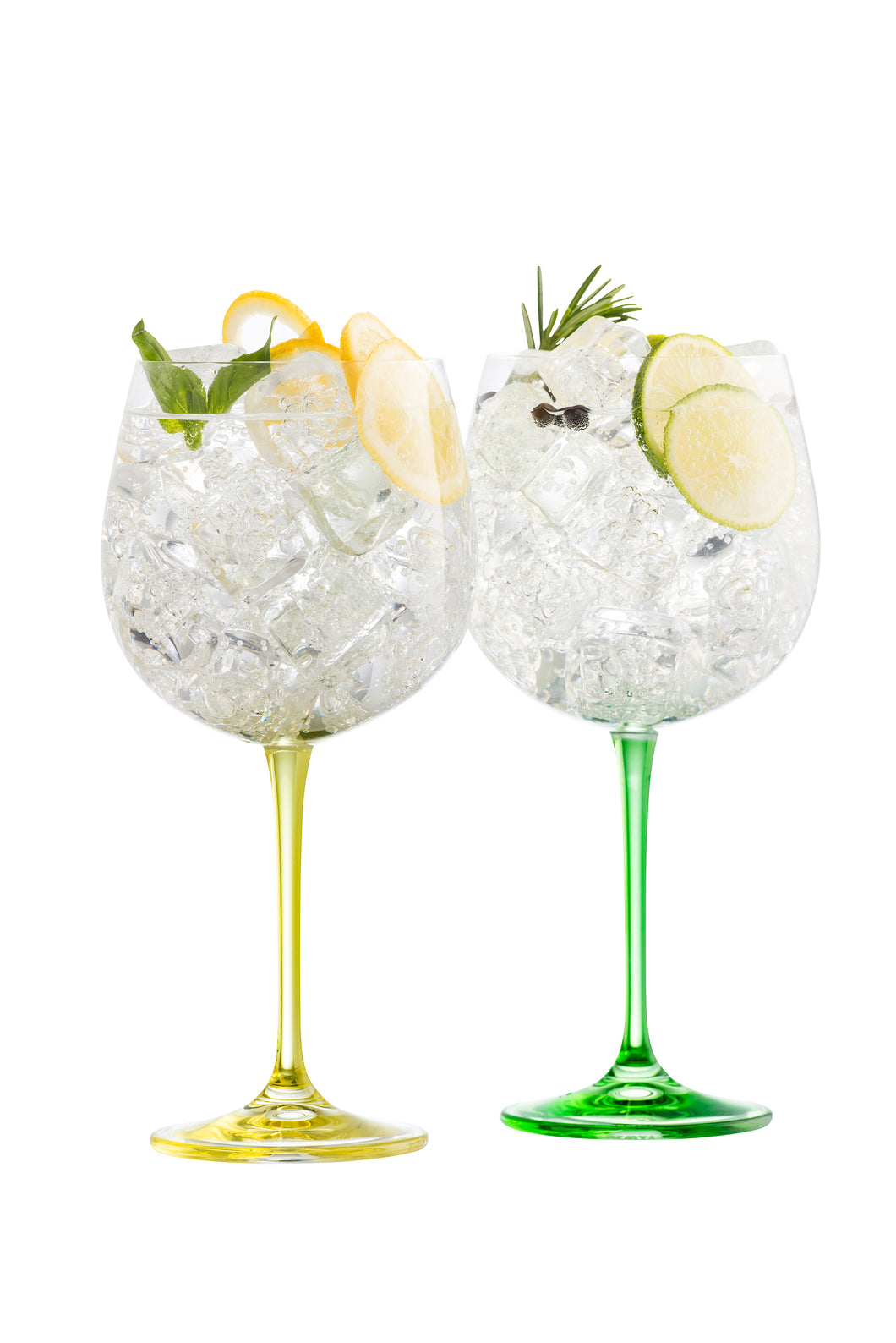 Galway Crystal - Pair of Gin & Tonic Glasses