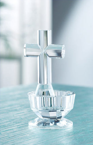 Galway Crystal - Ice Angel Votive