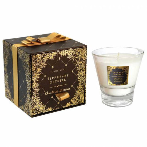 Tipperary - Jardin Collection Christmas Memories Fragranced Candle