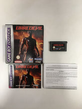 Charger l'image dans la galerie, Daredevil Game boy advance complet