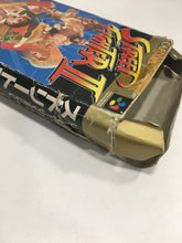 Charger l'image dans la galerie, Street fighter 2 version jap avec notice