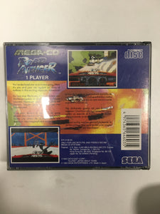 road avenger sega mega cd avec notice
