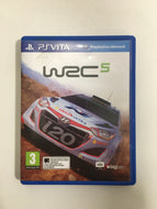 WRC 5 Sony Ps vita sans notice