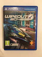 Copie de Wipeout 2048 Sony ps vita