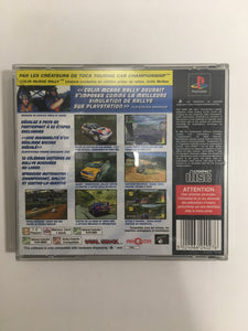 colin mcrae rally sony ps1 complet