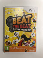 Beat The Beat Rythm Paradise Nintendo Wii Complet