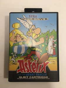 Astérix and the great rescue avec notice