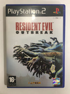resident evil outbreak Sony ps2 avec notices