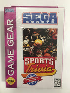 Sega sports sega Game gear neuf sous blister