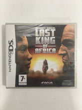 Charger l'image dans la galerie, Last King Of Africa Nintendo ds neuf sous blister