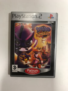 Spyro a hero's tail Sony PS2 avec notice