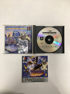 Spyro year of the dragon PAL Sony Ps1 avec notice
