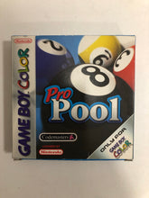 Charger l'image dans la galerie, Pro pool EUU + notice Nintendo Game boy color