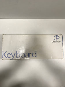 Keyboard sega dreamcast