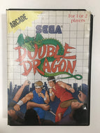 Double dragon sega master system sans notice