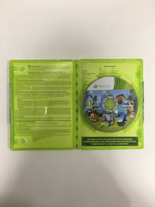 Minecraft Xbox 360 Edition sans notice