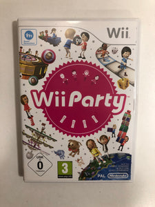 Wii party PAL Nintendo wii complet
