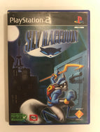 Sly raccoon PAL Sony PS2 avec notice