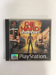 Die hard trilogy 2 avec notice Sony ps1