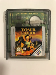 tomb raider FAH Nintendo Game boy color