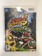 Mario strikers charged football Nintendo wii complet