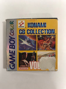 konami gb collection vol 1 nintendo Game boy color avec notice