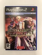 Phantasy star universe ambition of the illuminus PAL Sony PS2 avec notice
