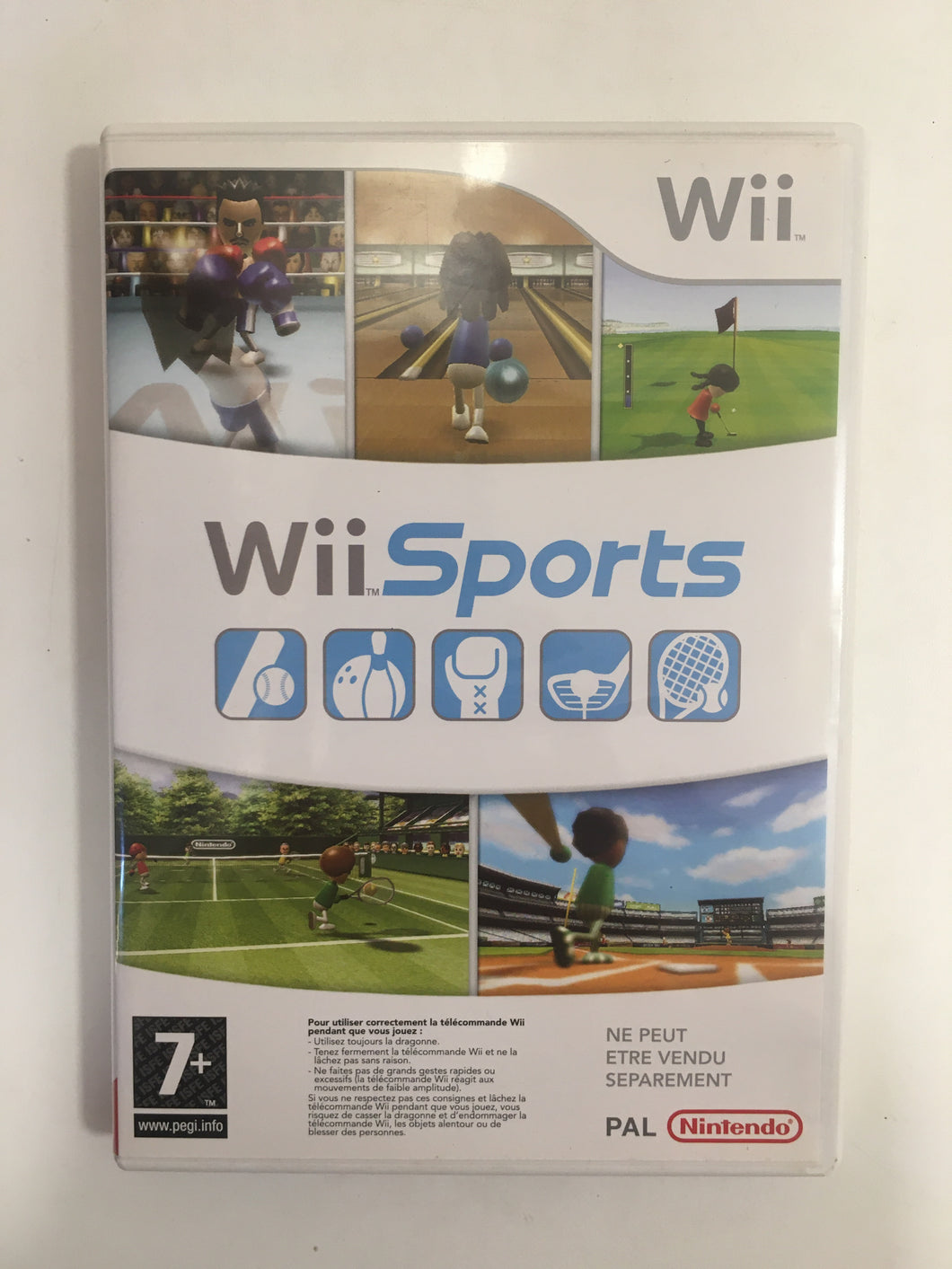 wii sports Nintendo wii complet