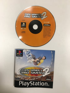 Tony hawk's pro skates 2 Sony Ps1 avec notice