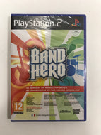 Band héro Sony PS2 sous blister