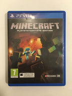 Minecraft sony ps vita sans notice