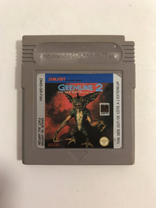 gremlins 2 FAH Nintendo Game boy