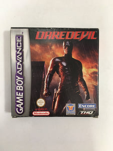 Daredevil Game boy advance complet