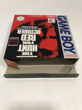 Charger l'image dans la galerie, The hunt for red october FAH Nintendo Game boy avec notice