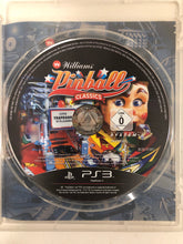 Charger l'image dans la galerie, Williams pinball classics Sony ps3 avec notice