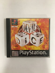 Devil dice PAL Sony Ps1 avec notice