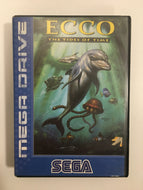 Ecco the tides of Time sega megadrive avec notice