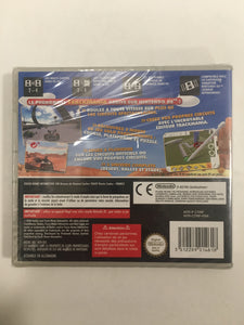 Trackmania Nintendo ds neuf sous blister