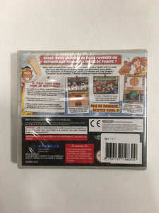 Fast food panic Nintendo ds neuf sous blister