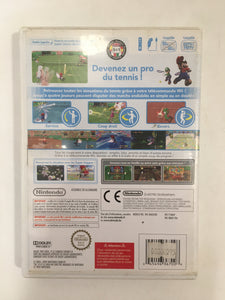 Mario power tennis Nintendo wii avec notice