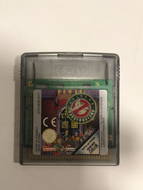 extreme ghostbusters EUR Nintendo game boy color