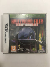 Charger l'image dans la galerie, Hollywood Files Deadly Intrigues Nintendo ds neuf sous blister