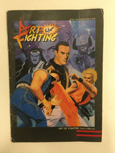 Charger l'image dans la galerie, art of fighting neo geo snk avec notice