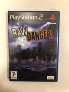 Raw danger Sony PS2 sans notice
