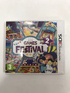 Game festival 2 Nintendo 3ds avec notice