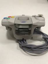Charger l'image dans la galerie, manette sega dreamcast officielle + carte mémoire vmu officielle