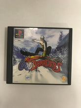 Charger l'image dans la galerie, cool boarders sony ps1 avec notice