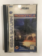 Robotica version US sega saturn